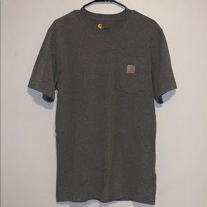 Grey Carhartt Tee-Shirt